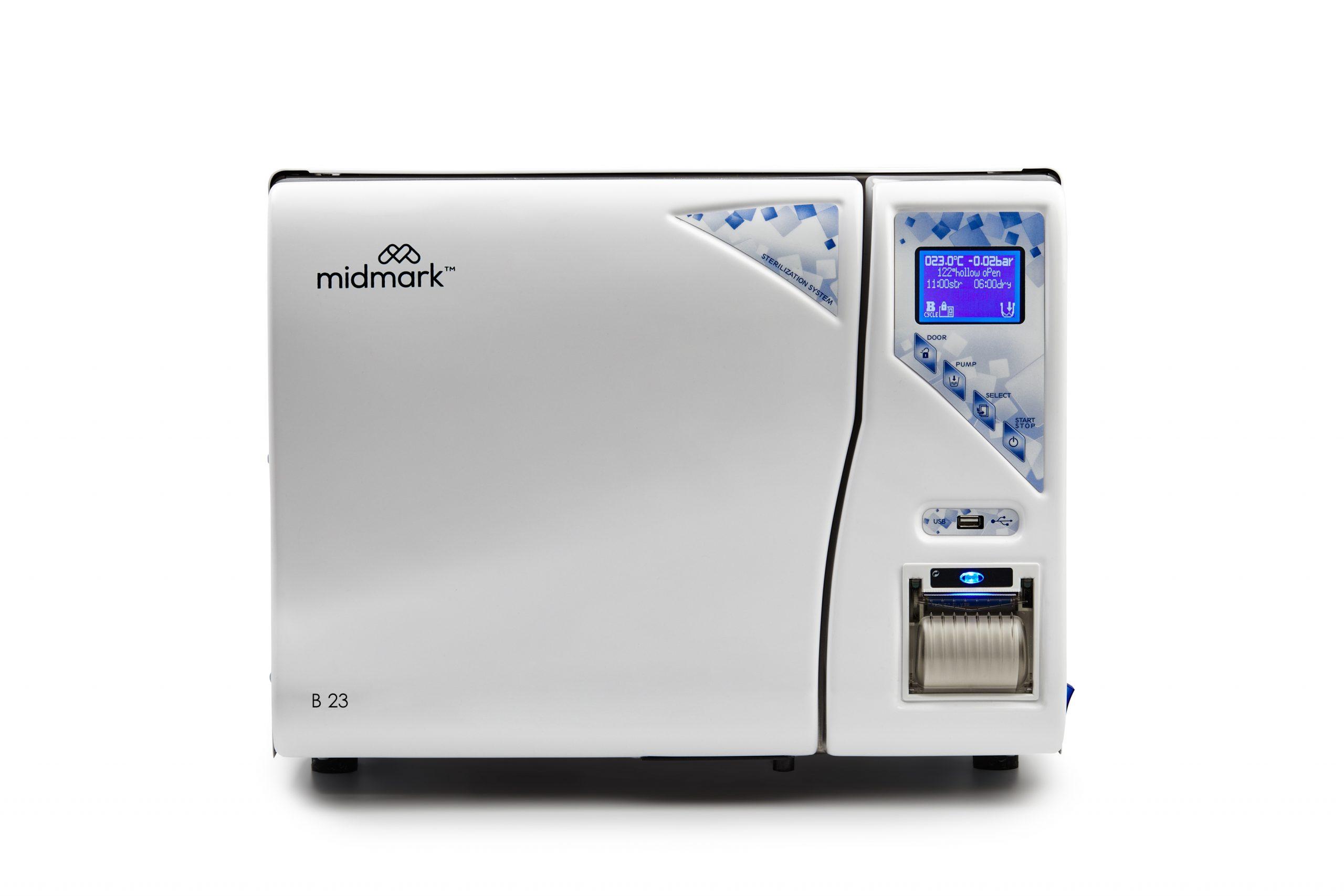 Sterilizatorius Midmark B23