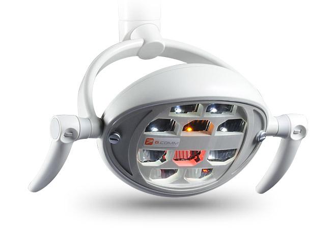 LED šviestuvas POLARIS R2 be alkūnės