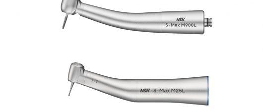 Rinkinys M: M900L turbina ir M25L kampinis antgalis